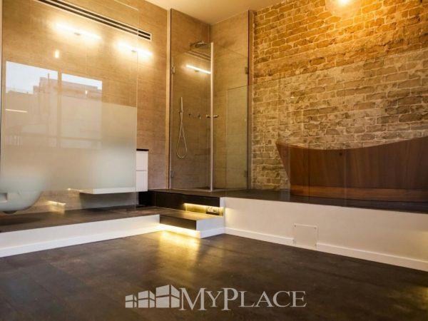 ברחוב ויתקין דירה מעוצבת אדריכלית 7