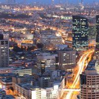 East of Tel Aviv