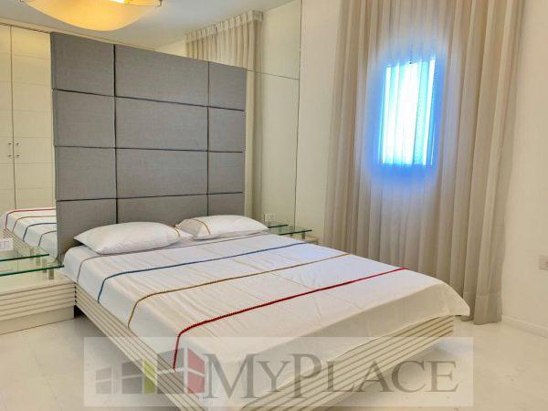 At sea line 2 bedroom apartment 60 sq. m. renovated 4
