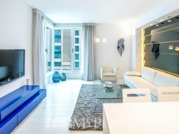 At sea line 2 bedroom apartment 60 sq. m. renovated 1