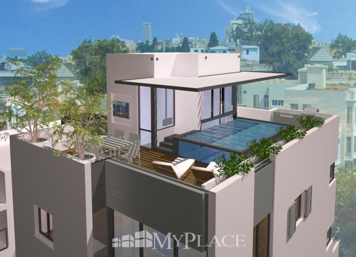 Un toit appartement avec piscine myplace for Appartement avec piscine