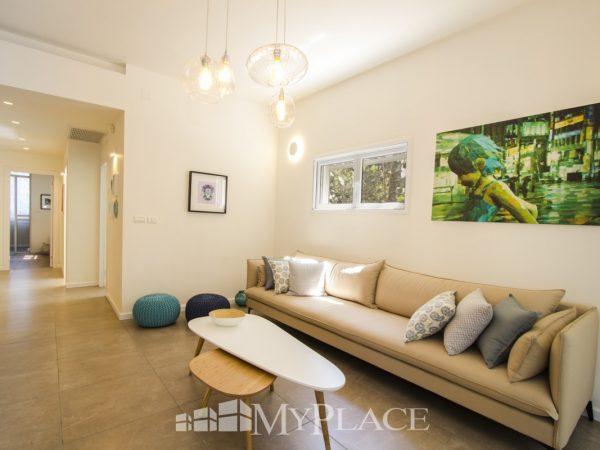 בגוטליב 3 חדרים משופצת עם מרפסת שמש מקסימה 4