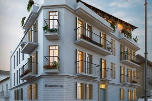 In a luxury project in the heart of Neve Tzedek
