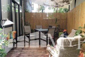 במלצ'ט דירת קרקע משופצת עם חצר