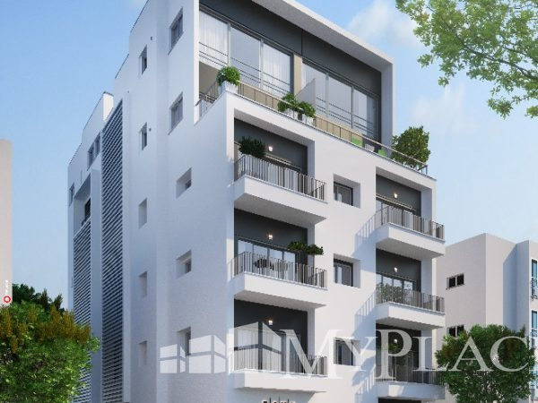 Sur la rue Gordon Appartement penthouse haut de gamme dans un bâtiment rénové 1