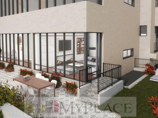 ברחוב יוסף אליהו פרויקט לשימור קל בשלבי בניה 2