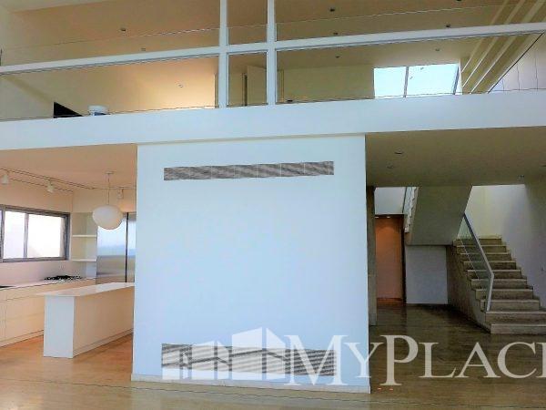 דירת גג יוקרתית עם נוף מלא לים 6