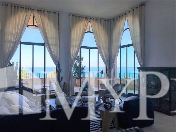 בשכונה המרונית ביפו דירת גן ענקית עם נוף לים 1