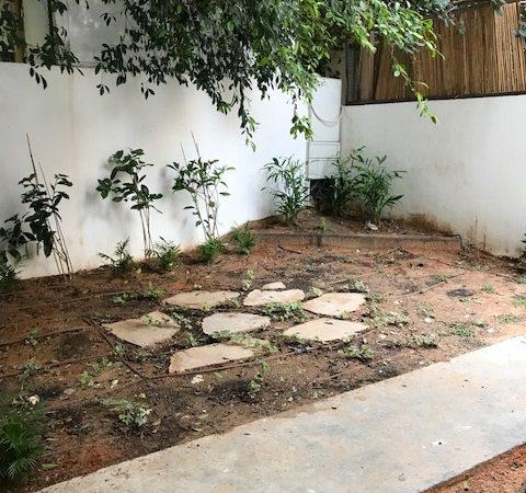 דירת גן חדשה ברחוב אידלסון 3