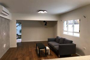 דירת גן חדשה ברחוב אידלסון