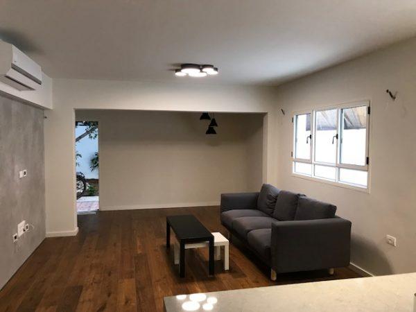 דירת גן חדשה ברחוב אידלסון 1