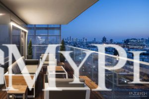 An exclusive high end gorgious residential tower in central Tel Aviv