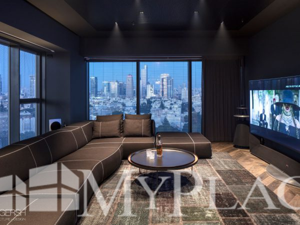 An exclusive high end gorgious residential tower in central Tel Aviv 4