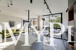 ברחוב בילו דירת 3 חד' יוקרתית עם מרפסת שמש