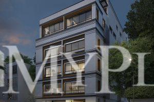 ברחוב מאנה דירת גן חדשה בבניין משופץ