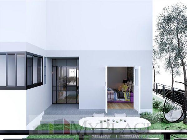 A New Garden Apartment 1