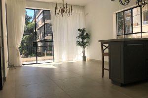 ברחוב גוטליב השקט דירת 3 חדרים מעוצבת