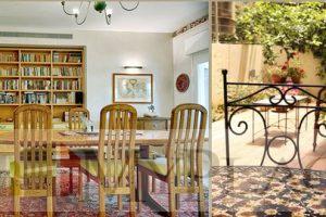 במדרחוב אנגל דירת גן מהממת בבניין לשימור