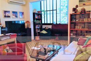 ברחוב דובנוב המבוקש, דירת 2 חדרים לנוף ירוק