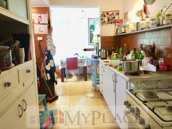 ברחוב מאנה דירת אופי בת 3.5 חדרים עם מרפסת שמש 4