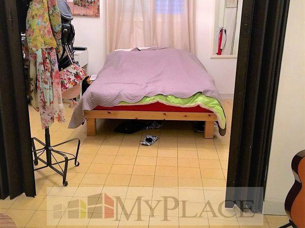 בקרבת כיכר רבין דירת דירת 2 חדרים עם חניה 4