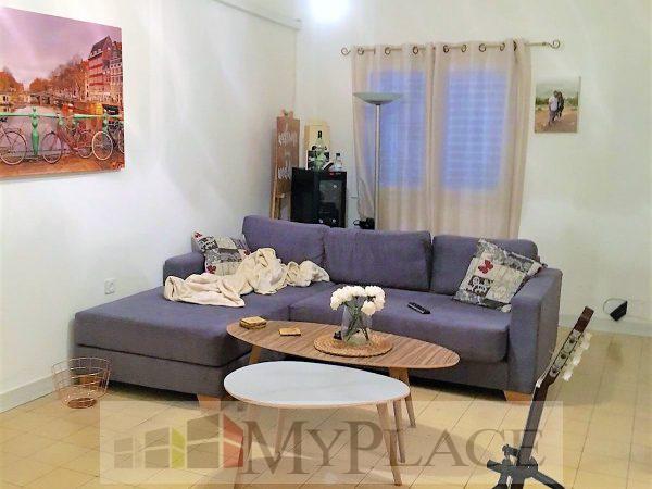 בקרבת כיכר רבין דירת דירת 2 חדרים עם חניה 2
