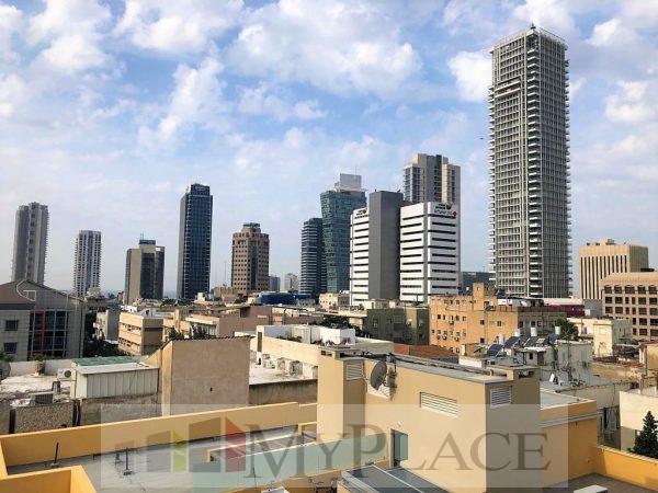 """""""בבית אבושדיד"""" בניין אקלקטי לשימור מהיפים בתל אביב 3"""