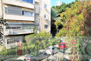 במרכז העיר דירת 5 חדרים מרווחת