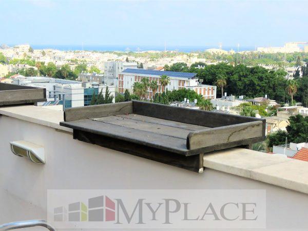 בשדרות סמאטס דירת גג עם נוף מטריף 3