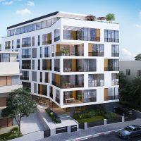 A prestigious project on Rothschild Boulevard