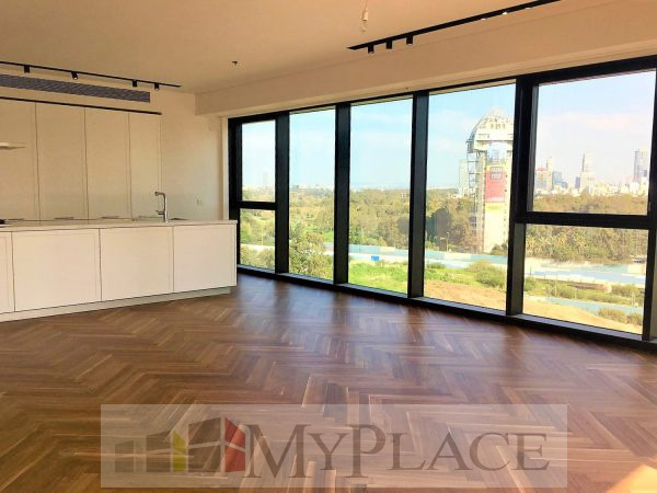 A gorgeous apartment with an open view in the park bavli 2