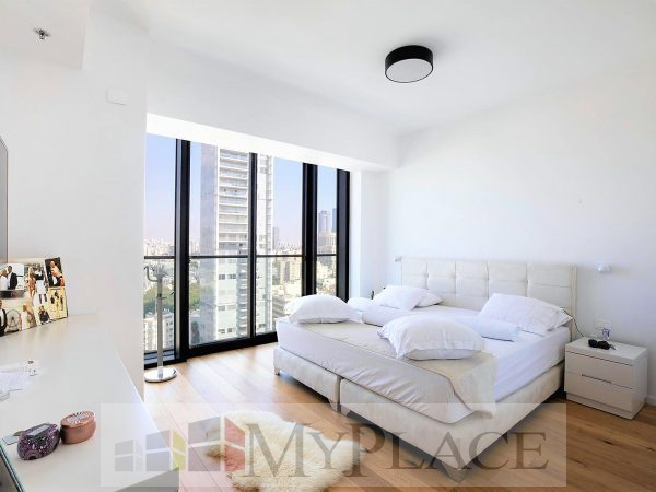 במגדל הגימנסיה דירה בקומה גבוהה עם נוף פתוח 5