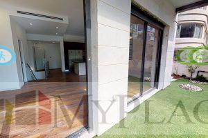 ברחוב לסל השקט בבניין חדש דירת גן יוקרתית