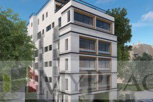דירת 5 חדרים בבניין משופץ עם מעלית מרפסת וחניה