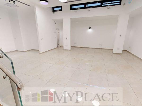 ברחוב לסל השקט בבניין חדש דירת גן יוקרתית 4