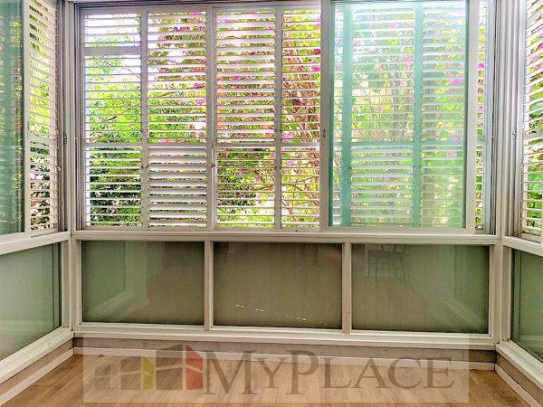 ברחוב מאנה דירת 2 חדרים עם מרפסת לנוף ירוק 4