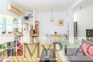 דירת 3 חדרים משופצת אדריכלית במרכז העיר