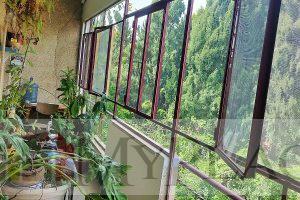 בבניין לשימור דירת 4 חדרים משופצת עם מרפסת לנוף ירוק