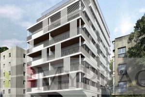 High-end project on Dubnov Street