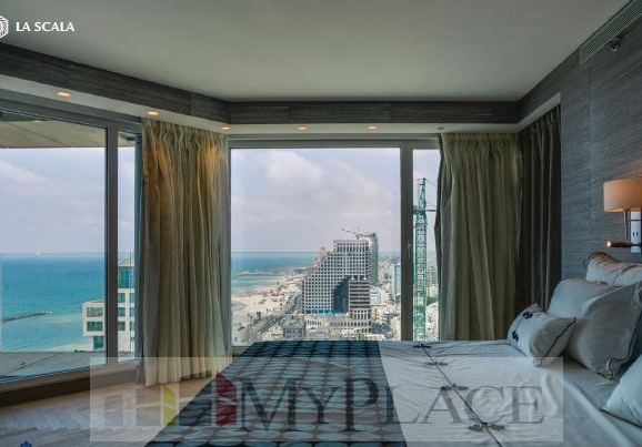 A luxury apartment in a luxury tower with an amazing view 2