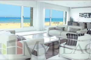A luxury Apartment with an amazing view of the sea