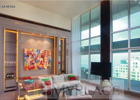 A luxury apartment in a luxury tower with an amazing view 1