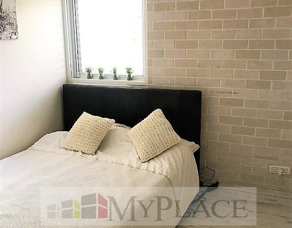 A huge apartment with an elevator terrace and a parking lot in the posh Bavli 5