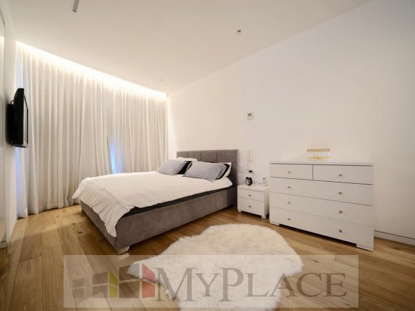 Garden apartment luxury project Blu 5
