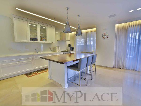 Garden apartment luxury project Blu 2