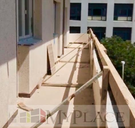 בלבונטין בבניין משוחזר דירה משופצת עם מרפסת 1