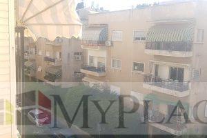 דירה ברחוב שקט בקומה גבוהה עם נוף פתוח