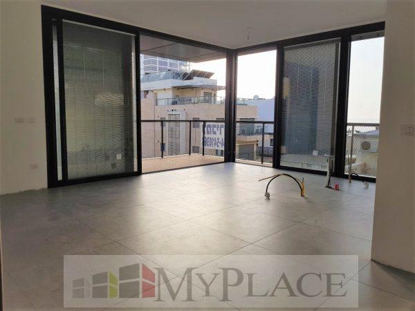 דירה בבניין חדש עם מעלית חניה ונוף לים 2