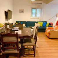 במרכז בעלי מלאכה דירת 2 חד עם מרפסת