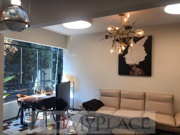 בריינס דירה משופצת אדריכלית עם מרפסת שמש 2